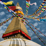 Bodhnath Stupa, Népal thumbnail