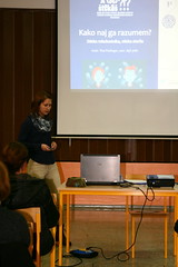 "Tina Podlogar: predavanje v okviru projekta A (se) štekaš?!? • <a style=""font-size:0.8em;"" href=""http://www.flickr.com/photos/102235479@N03/38521815236/"" target=""_blank"">View on Flickr</a>"