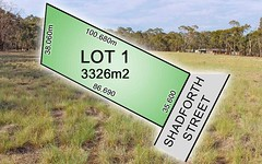 Lot 1 Shadforth Street, Axedale VIC