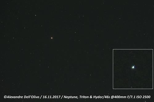 Neptune & Triton