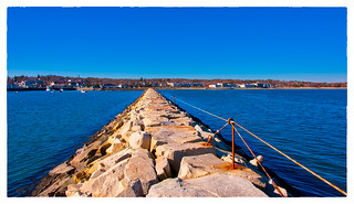 On the Jetty