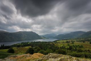 Cloudy Ullswater