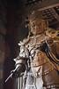 Temple bouddhiste du Tōdai-ji #1 [ Nara ~ Japon ] (emvri85) Tags: d850 japan nara temple démon 85mm japon statue tōdaiji