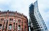 Lean-To (The Hobbit Hole) Tags: austria openhousewien2017 architecture urban vienna 2470mmf28g nikon d700