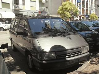 Renault Espace 2.0 TSE 1989