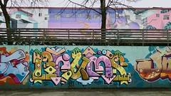 111 East 5th Avenue (Mariko Ishikawa) Tags: canada britishcolumbia vancouver mountpleasant mural art streetart publicart