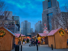 Christmas Market at Market Square Pittsburgh PA (mbell1975) Tags: pittsburgh pennsylvania unitedstates us christmas market square pa penn penna night evening dusk markt place