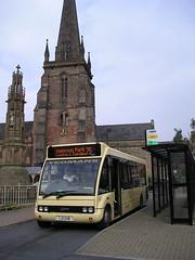 Yeomans YJ11 EHB (KK70088) Tags: bus britishbuses servicebus hereford yeomans optaresolo yj11ehb
