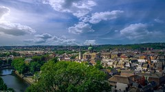 Namur belgium et sa cathédrale - 4239 (ΨᗩSᗰIᘉᗴ HᗴᘉS +22 000 000 thx) Tags: landscape clouds namur cathédrale cathédralesaintaubain church city cityscape hensyasmine yasminehens