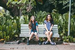 (Sanley Neves) Tags: girl menina brazilian brasil beatiful pretty park parque lightroom canont3i vsco hair light