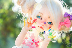 When it was summer... (Alix Real) Tags: bjd abjd bjds asian ball jointed doll dolls super dollfie meet meeting chibbi lana cerisedolls lillycat minifee peakswoods asella dim