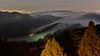 Taiwan 苗栗雲洞山莊 (Rick .Huang) Tags: 夜景 nikond750 雲洞山莊 苗栗 雲海 art sigma50mm