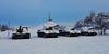 Soviet Tanks (free3yourmind) Tags: soviet tanks mound glory minsk belarus winter snow ice cold tank t40 trees wwii war patriotic