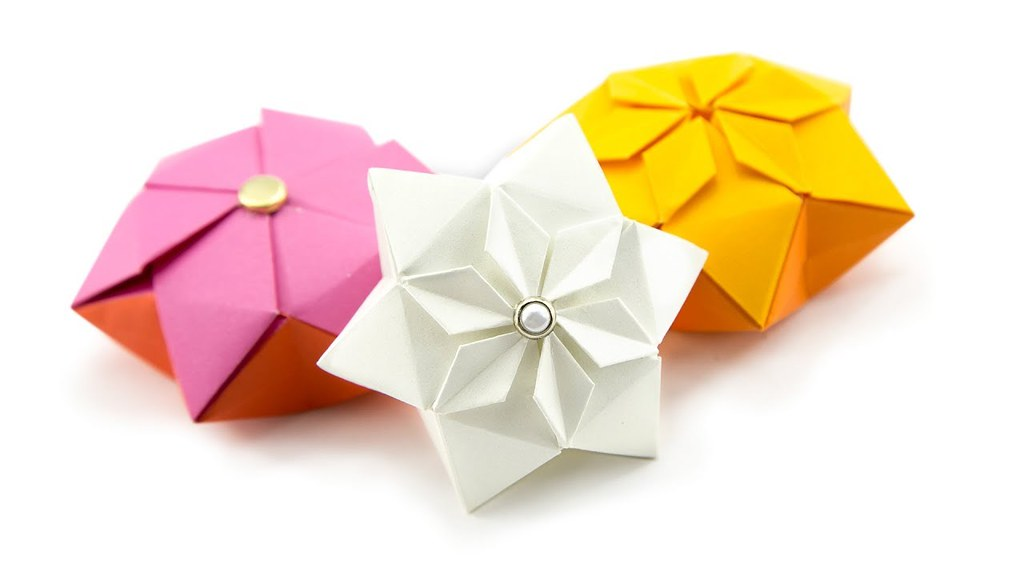 The Worlds Most Recently Posted Photos Of Origami And Video