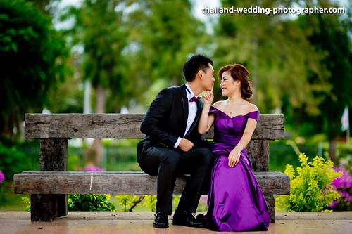 Thailand Hua Hin Suan Soan Pradipat Train Station   NET-Photography Thailand Wedding Photographer