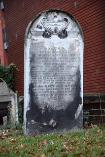 DSC_0522 London Bunhill Fields Non Conformist Cemetery Mrs Mary Ann Lesty Birth 1818 Death 6 Oct 1844