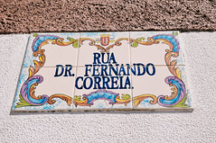 Caldas da Rainha, Portugal (Gail at Large | Image Legacy) Tags: 2017 caldasdarainha portugal gailatlargecom azulejos tiles