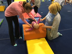 """Dani Rolls in Her Gym Kittens Gymnastics Class • <a style=""""font-size:0.8em;"""" href=""""http://www.flickr.com/photos/109120354@N07/24506004328/"""" target=""""_blank"""">View on Flickr</a>"""