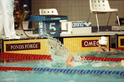 140 Swimming EM 1993 Sheffield