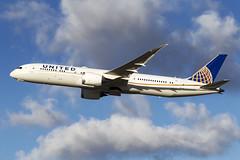 N26966 United Airlines Boeing 787-9 Dreamliner (buchroeder.paul) Tags: lhr egll london heathrow united kingdom europe departure n26966 airlines boeing 7879 dreamliner
