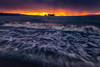 sunset 2304 (junjiaoyama) Tags: japan sunset sky light cloud weather landscape purple orange contrast color bright lake island water nature wave fall autumn