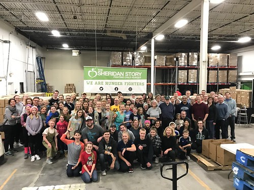 Public Packing Event 11/16/17