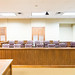 Courtroom, Robertson County Courthouse Annex, Franklin, Texas 1711141255