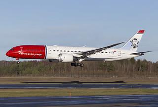 G-CKKL Boeing 787-9 Dremliner Arlanda 2017