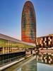Torre Glorias, Barcelona