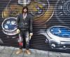 Krishna Malla Street Artist (Durley Beachbum) Tags: unconventional streetartist odc