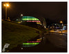 'On Reflection', at the Sage, Gateshead (Graham Dobson Photography) Tags: gateshead milleniumbridge newcastle night quayside rivertyne sage tynebridge