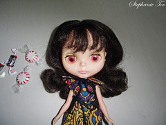 Beautiful Face (siaomiew) Tags: 小布 b女 blythe kenner brunette raven kb