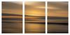 Sunset Seascape Abstract (dandraw) Tags: abstract triptych sunset beach seascape sea seaside sun creativephotography art artistic blur motionblur sky clouds outdoors