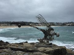 IMG_2433 (drayy) Tags: sculpturebythesea sculpture art artwork bondi tamarama bondibeach walk clifftop exhibit exhibition