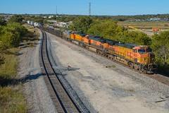 BNSF Fort Worth, TX (jtrainb) Tags: bnsf fortworth railroads texas wichitafallssub transfer