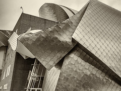 levels_and_curves (gerhil) Tags: architecture building detail exterior geometry shape form abstract monochrome blackwhite sepia tones niksilverefexpro2 geometric lines texture summer july2016 1001nights 1001nightsmagiccity