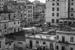Habana | Cuba (gaalvarezc) Tags: photography street streetphotography cuba habana havana bw blackwhite blackandwhite black white city buildings skyline cityscape texture architecture canon oldhavana