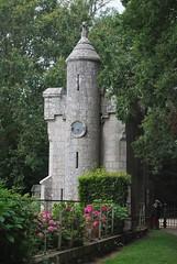 Chateau de Kériolet (29) : tour de guet (odile.cognard.guinot) Tags: bretagne finistère château kériolet concarneau 19esiècle