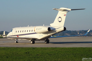 Private --- Gulfstream Aerospace Gulfstream G280 --- M-ISTY