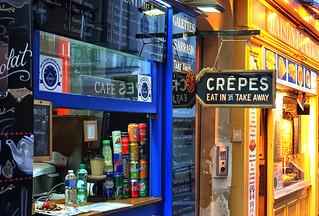 Take Away Crepes