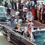 President and Mrs. John F. Kennedy Minutes Before His Assassination, 22 Nov 1963 thumbnail