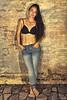 322A2958CS (Sundance Photos) Tags: woman women denim jeans lingerie lingere bra brunette feet indoor outdoor sundance sundancephotos