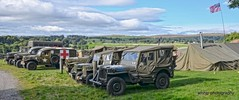 Grassington 1940's Weekend (amhjp) Tags: grassingtonsaturday grassington grassington1940sweekend grassingtonwarweekend jeep willysjeep military militaryvehicles militarytruck usa usarmy amhjpphotography amhjp american americanarmy 1940s 1940sweekend 1940 193945 19391945 1940sreenactment war ww2reenactment ww2 wwll warweekend wartime worldwar2 wartimeweekend wwii nikon nikondslr nikond7000 sky army