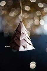Christmas tree (talina_78) Tags: origami christmas modular christmastree