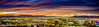 early morning sunrise over valley of fire and las vegas (DigiDreamGrafix.com) Tags: night panorama skyline vegas las pano lasvegas lasvegasskyline lasvegasstrip game color entertainment gamble gambling view horizontal photography luxury illuminated travel outdoors mountain road sunrise landscape sunset dusk dawn architecture city tower urban horizon illuminate street casino usa highway cityscape panoramic wide strip vacation angle buildings desert