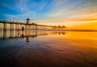 Huntington Beach Sunset