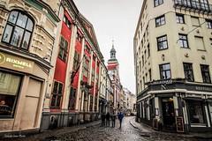 Marstalu iela - Riga (Ivan Zanotti Photo) Tags: riga latvia lettonia landscape sky city oldcity vecriga cityscapes dugava winter neve inverno travel balticstate natgeo natgeotravel geo