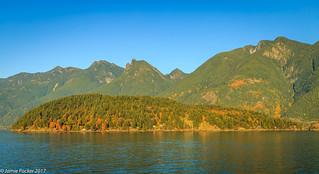 Vancouver Northshore Mountains