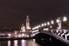 Pont Alexandre III - Paris (jamessensor) Tags: eiffel pont bridge alexandre alexander paris seine lights lumières long exposure longue exposition