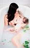 Pin-up & Milk Bath Shooting (James Cao | Studiosushi™) Tags: shooting family couple kids pinup studiosushi canon canonphotography 50mm 5dmkii 5dmarkii 5dmark2 wife baby girl beauty women mother mum portrait breasts seins boobs